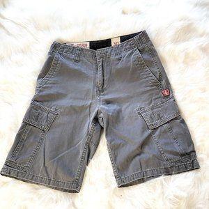 Volcom Bermudas Cotton Shorts Size 30